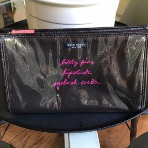 Kate Spade makeup bag.